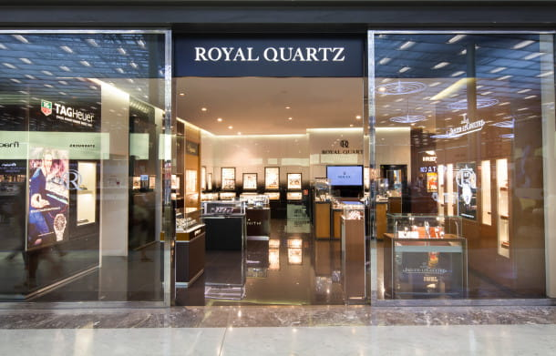 Royal Quartz, Paris