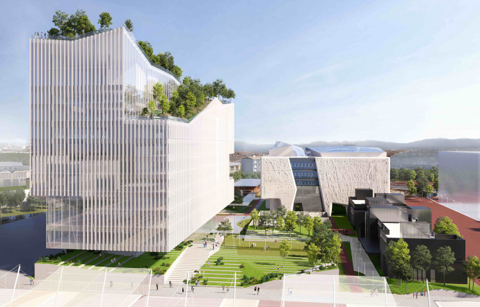 Around the Decumano in Milan, a campus dedicated to life sciences and health will soon emerge.
