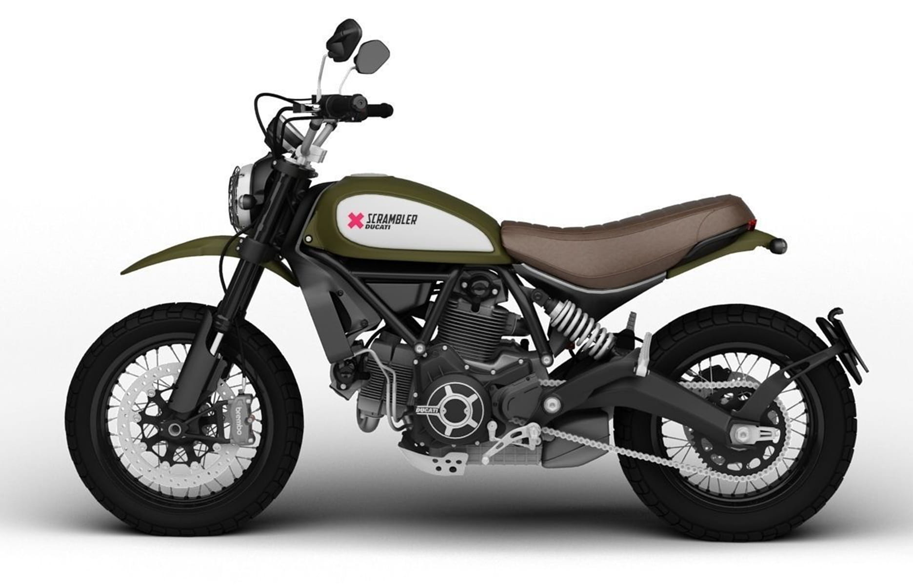 motos vintage 1 5 la ducati scrambler tout terrain. Black Bedroom Furniture Sets. Home Design Ideas