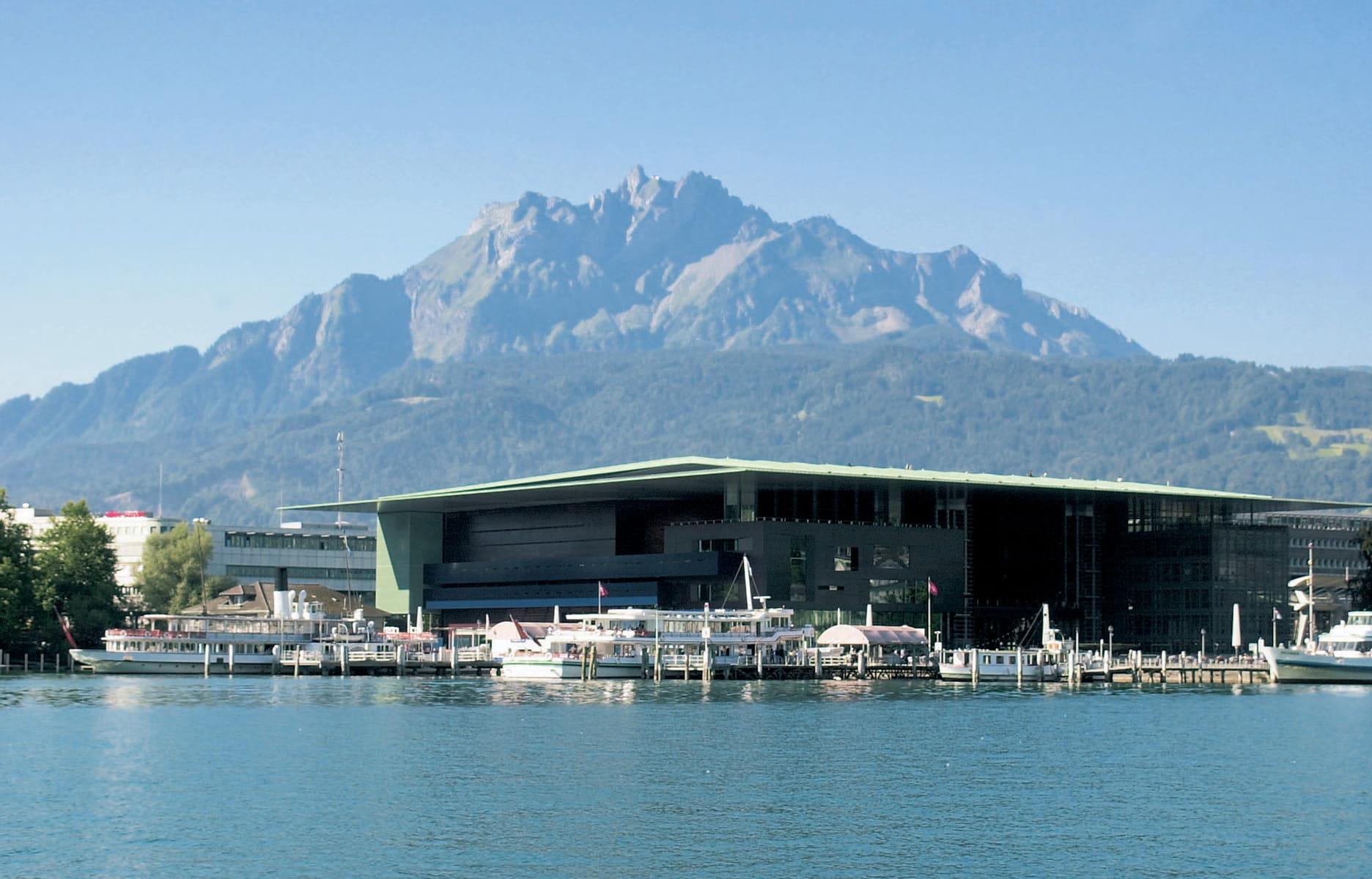Architecture : construction, l'excellence suisse